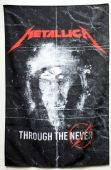 Metallica - 'Through the Never' Textile Poster